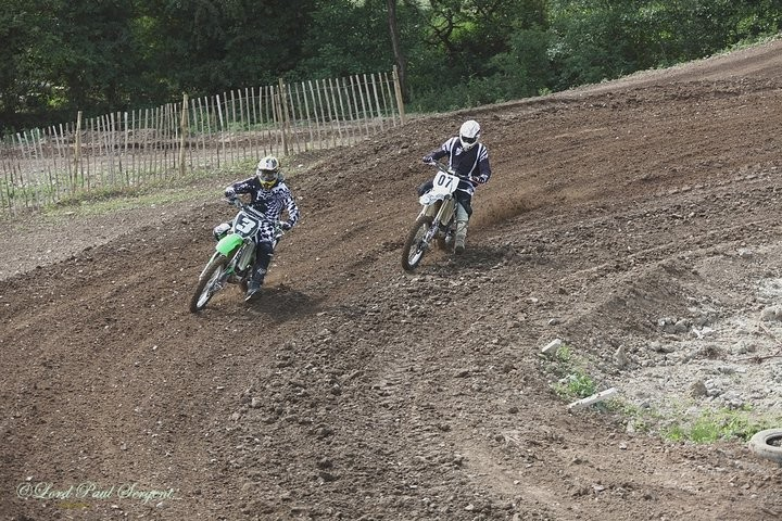Besthorpe Motocross Track, click to close